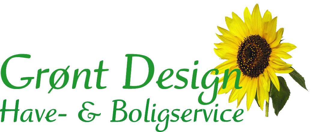 Grønt Design - Haveservice & Anlæg